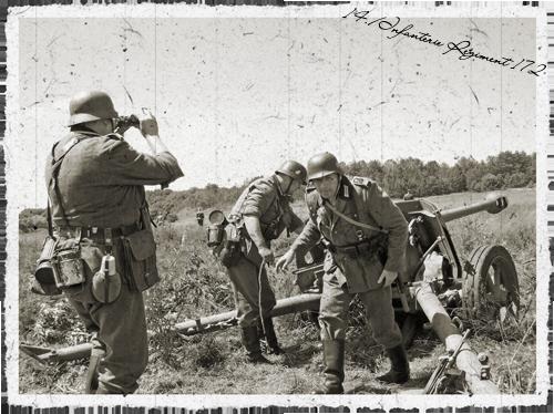 Panzerjaegerzug 14./Infanterie Regiment 172