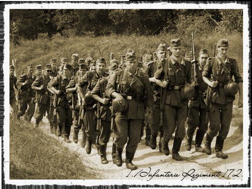 1./Infanterie Regiment 172